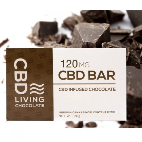 CBD Living Infused Chocolate