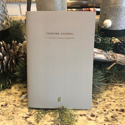 Cooking Journal by Goldleaf