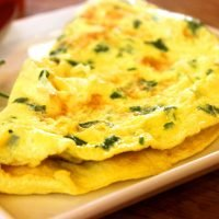 how to make cannabis-infused omelettes