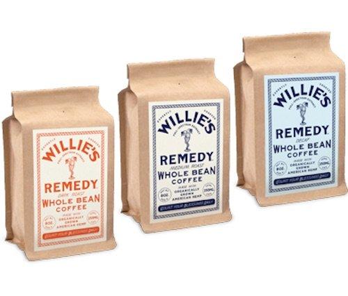 willies remedy cbd coffee
