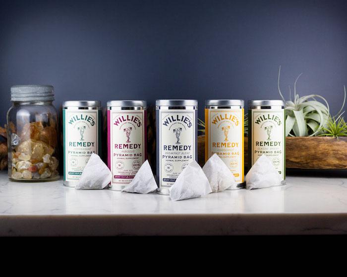 willies remedy teas