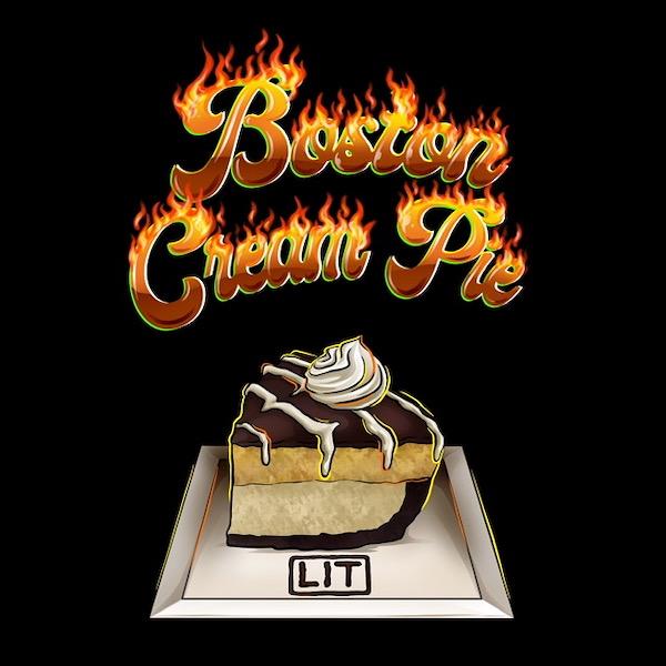 lit farms boston cream pie