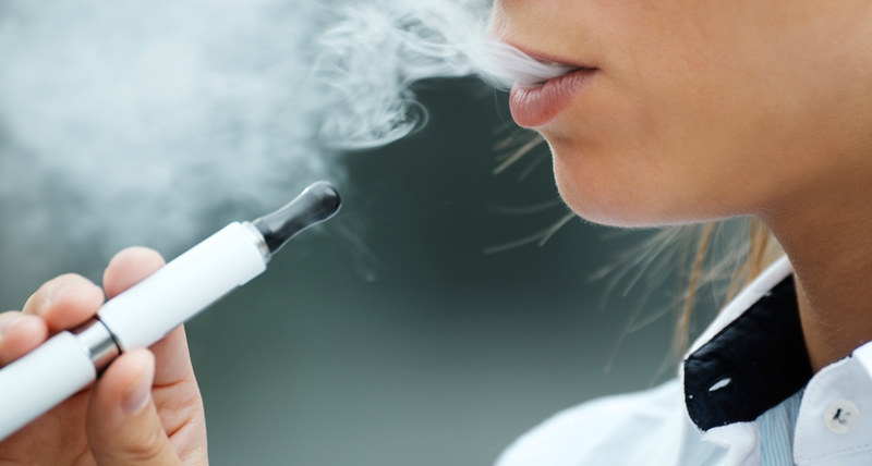 UK bans vaping